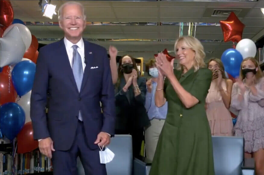 Joe Biden republican Presidential candidate in the United States of America, Republican president in the USA, Donald Trump's strong opponent in the US presidential elections, policy, diplomacy, world news, breaking news, latest news; The Eastern Herald News