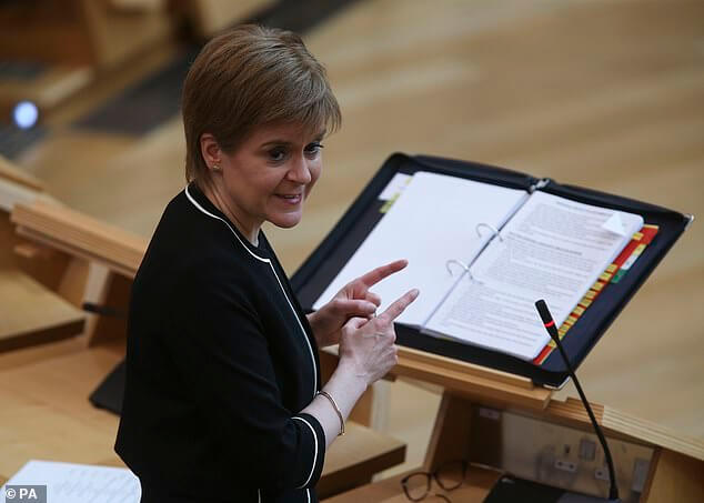 Nicola Sturgeon puts emphasis on redesigning of school classrooms keeping the social distancing guidance in view, education online news, digital education news, online learning news, Aligarh Muslim University news, AMU news, world news, breaking news, latest news; The Eastern Herald News