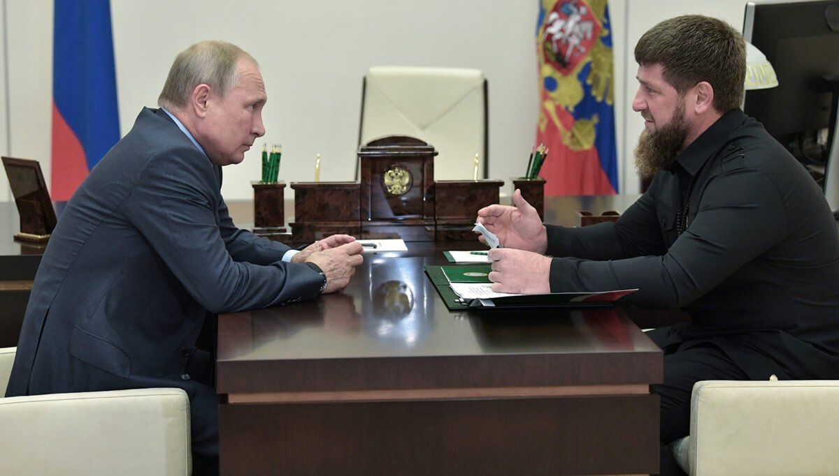 Why Putin conferred the rank of Major General on Kadyrov?, Russian strength and power in north caucasus, Ramzan Kadyrov president Chechanya, Russian army, russia news, chechanya news, russian power in the region, Policy News, Diplomacy News, World News, Breaking News, Latest News; The Eastern Herald News