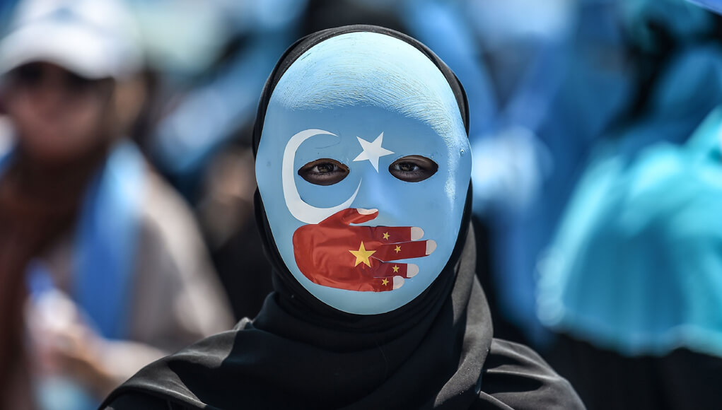 Uighur muslims, uyghur muslim persecution in china, china against religion, china against islam, human rights violation of uighurs in chinese province, communist party of china against Islam, china news, religion news, islam news, muslim news, muslims in china, world news, breaking news, latest news; The Eastern Herald News