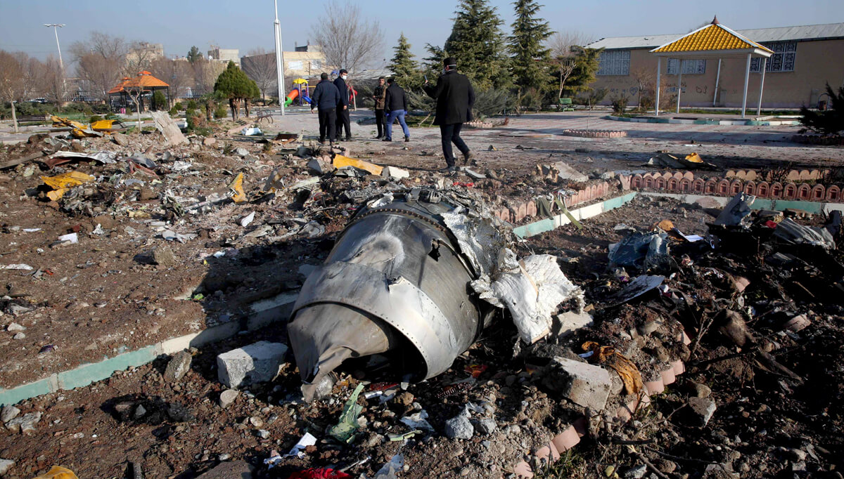 Ukrainian Boeing UIA Crash: Iranian authorities spoke about the investigation, Iran mistake UIA Airline shootdown, shooting Ukraine International Airlines by Iran, Iran News, Ukraine News, Ukraine Latest News, Iran Ukraine Latest News, Iran-Ukraine relations, Policy News, Diplomacy News, World News, Breaking News, Latest News; The Eastern Herald News