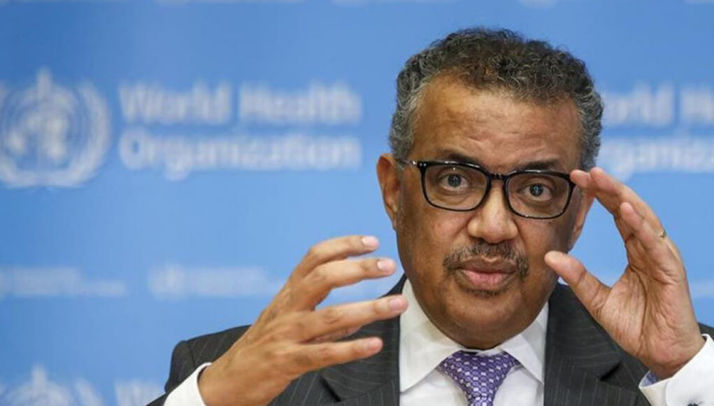 "WHO warns that ""there may never be a cure"" for Covid-19, tedros adhanom ghebreyesus warned coronavirus vaccine, corona news, health news, sar-cov-19 vaccine news, world news, breaking news, latest news; The Eastern Herald News"