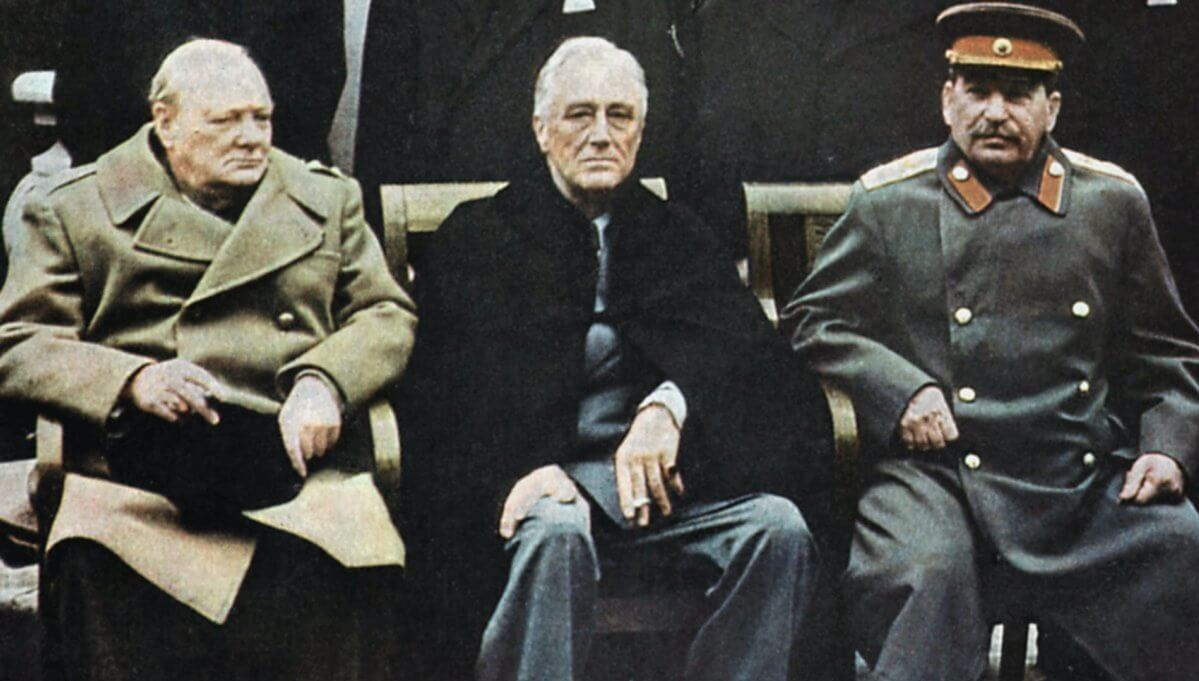 A British newspaper reveals how Churchill wanted to bomb the USSR with nukes