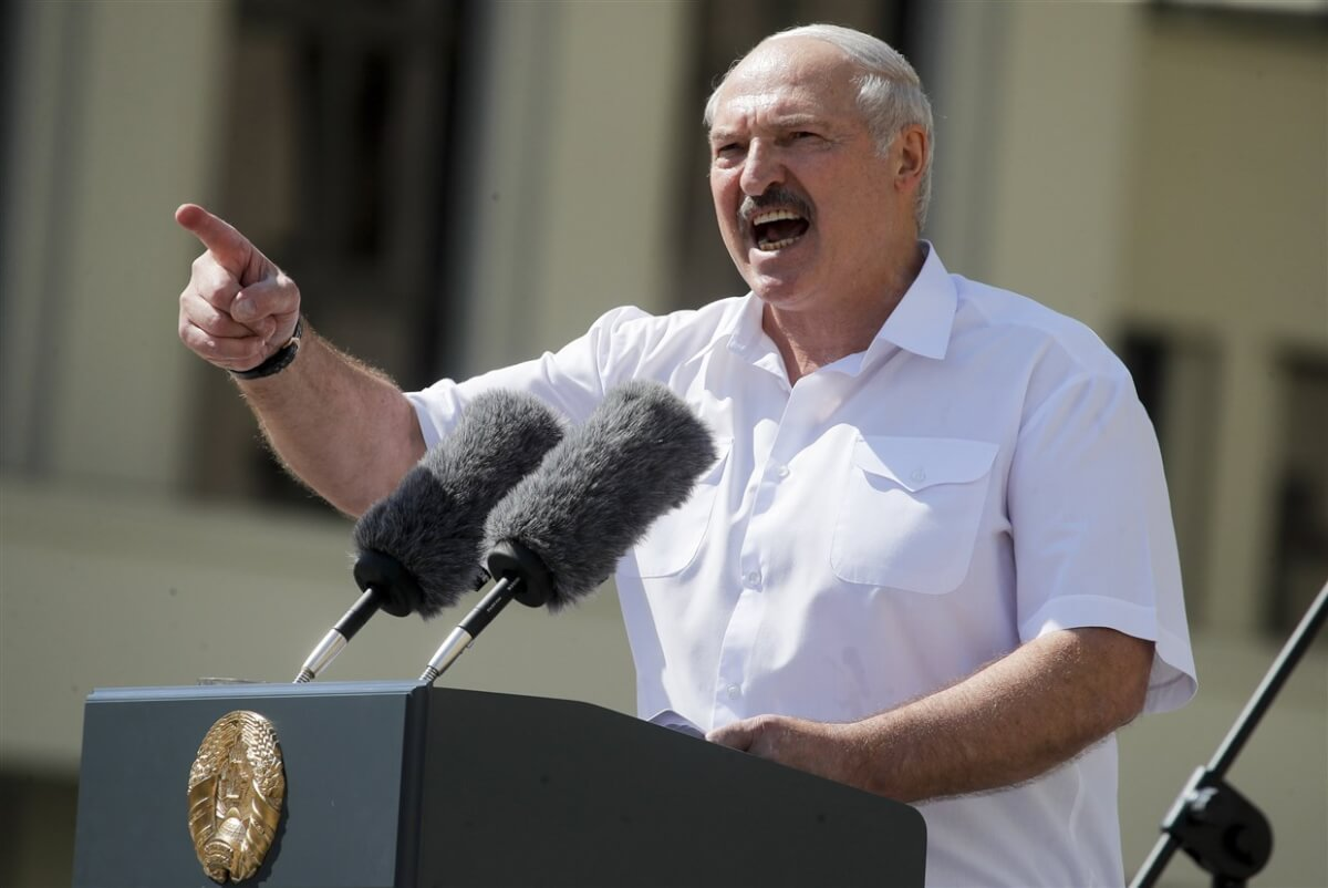 EU ministers failed to agree on a package of sanctions against Belarus