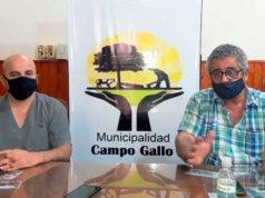 COVID, Covid 19, Disease, Hospital, NATO, Quarantine, Jose Vittar, Argentina, Campo Gallo, Coronavirus,