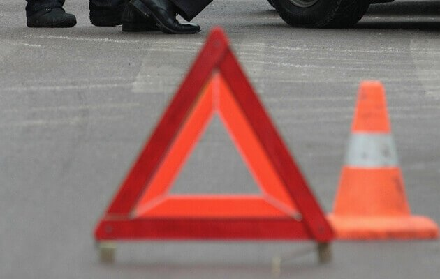 Road accident in Brovary Ukraine - the court arrested a former policeman