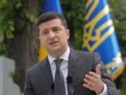 Crimea, Crimean Tatars, Drinking water, Human rights, Kiev, Policy, President of Ukraine, Referendum, Russia, Rights, Sanitation, Tatar, Territory, Volodymyr Zelensky,