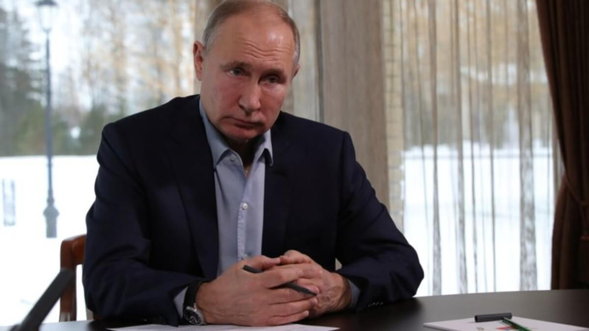Putin compares the organizers of rallies with terrorists