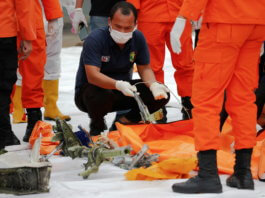 An official in the investigation of the Indonesian plane is likely the cause of the crash