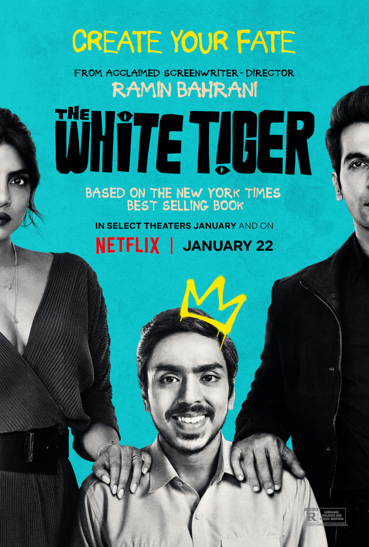 """Netflix's film """"The White Tiger"""" – The Tale For Class Parity"""