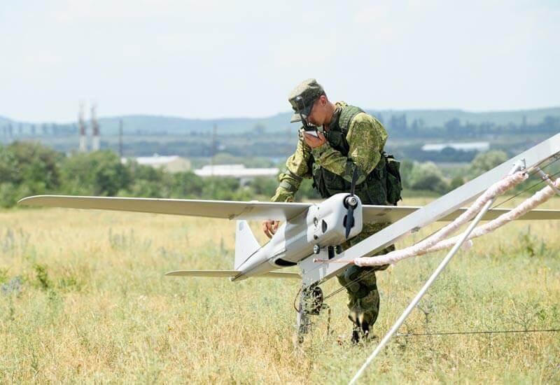 [:en]Russia begins exporting drones to Myanmar[:]