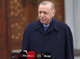 Erdogan denounces the attack on a mosque in Roman Cyprus
