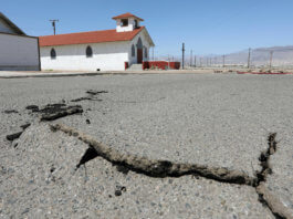 CENTRAL-CALIFORNIA-UNITED-STATES-EARTHQUAKE-EPICENTRE