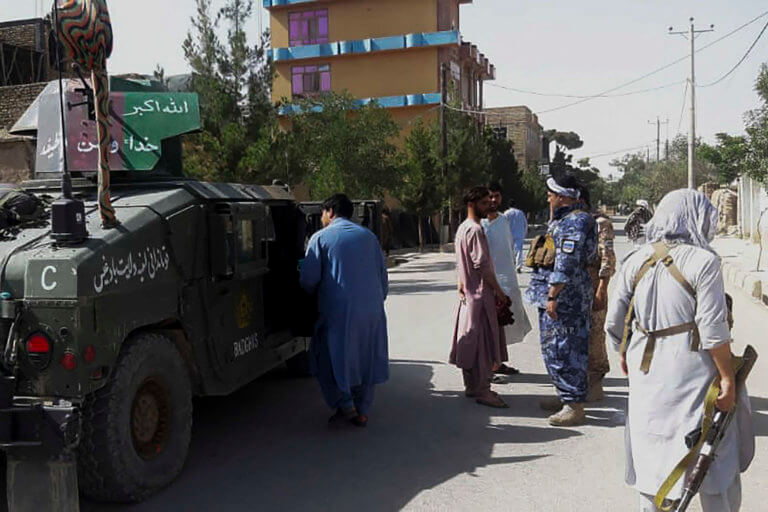 The Taliban controls the most important border crossing between Afghanistan and Iran